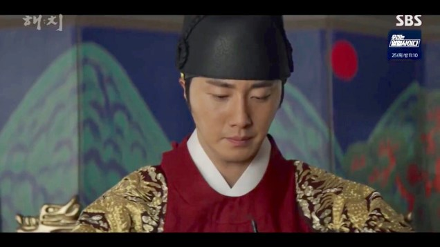 Jung Il-woo in Haechi Episode 22 (43-44) Cr. SBS 76
