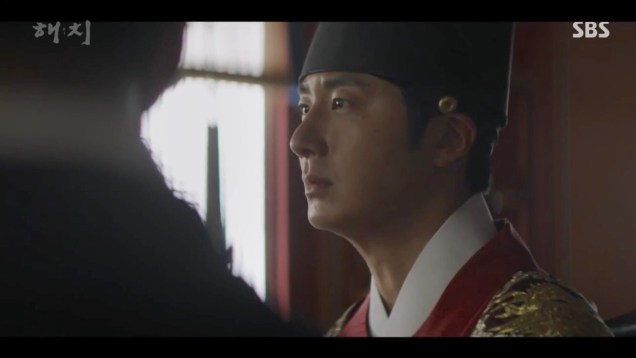 Jung Il-woo in Haechi Episode 22 (43-44) Cr. SBS 82