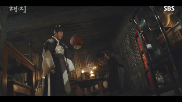 Jung Il-woo in Haechi Episode 22 (43-44) Cr. SBS 90