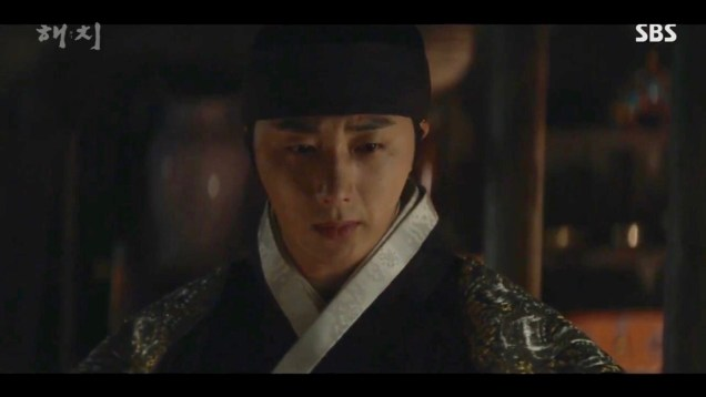 Jung Il-woo in Haechi Episode 22 (43-44) Cr. SBS 91