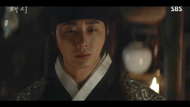 Jung Il-woo in Haechi Episode 22 (43-44) Cr. SBS 98