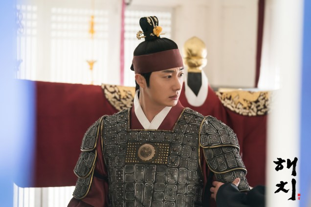 Jung Il-woo in Haechi Episode 22 (43-44) Website Photos Cr. SBS 1