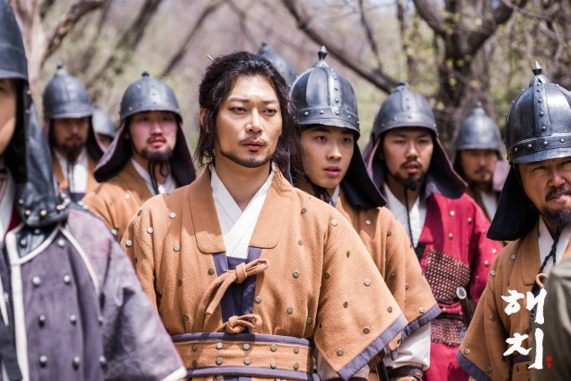 Jung Il-woo in Haechi Episode 22 (43-44) Website Photos Cr. SBS 16