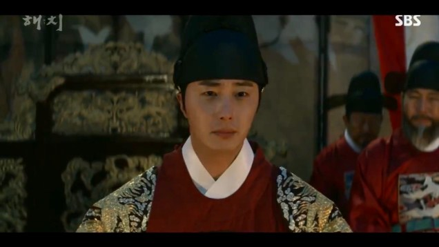 Jung Il-woo In Haechi Episode 24 (47-48) Cr.SBS. 103