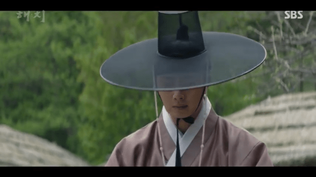 Jung Il-woo In Haechi Episode 24 (47-48) Cr.SBS. 139