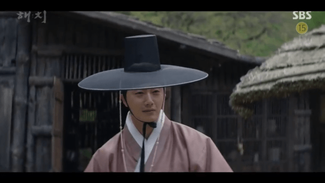 Jung Il-woo In Haechi Episode 24 (47-48) Cr.SBS. 140