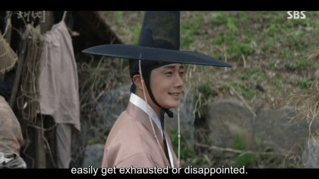 Jung Il-woo In Haechi Episode 24 (47-48) Cr.SBS. 158