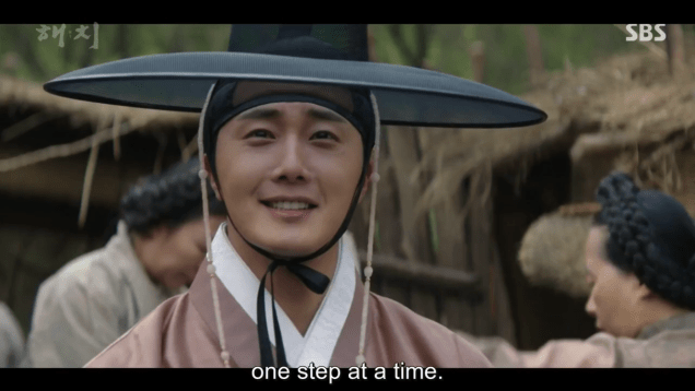 Jung Il-woo In Haechi Episode 24 (47-48) Cr.SBS. 162