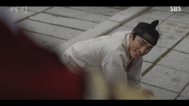 Jung Il-woo In Haechi Episode 24 (47-48) Cr.SBS. 17