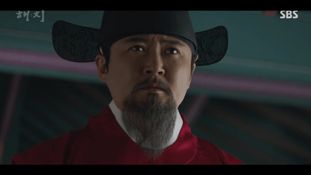 Jung Il-woo In Haechi Episode 24 (47-48) Cr.SBS. 38