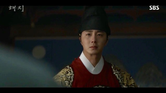 Jung Il-woo In Haechi Episode 24 (47-48) Cr.SBS. 47