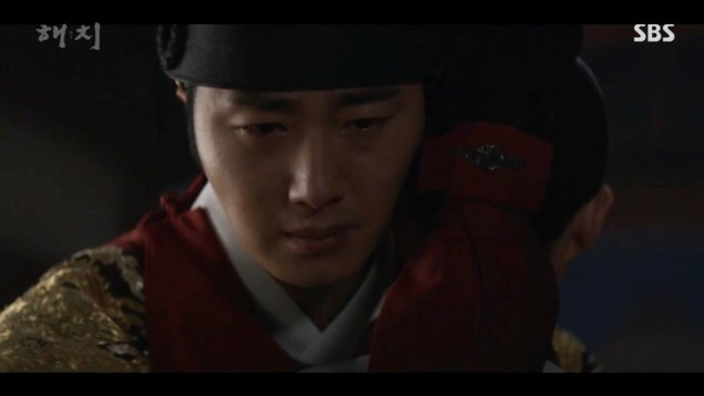 Jung Il-woo In Haechi Episode 24 (47-48) Cr.SBS. 50