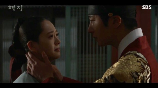Jung Il-woo In Haechi Episode 24 (47-48) Cr.SBS. 54