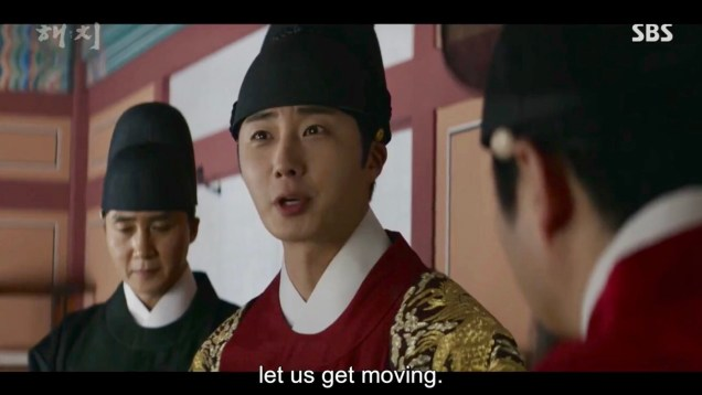 Jung Il-woo In Haechi Episode 24 (47-48) Cr.SBS. 58