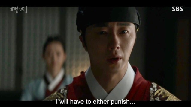 Jung Il-woo In Haechi Episode 24 (47-48) Cr.SBS. 64
