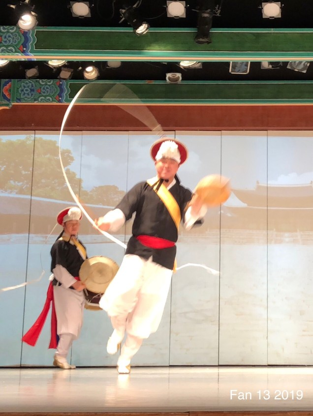 Traditional Korean Show 'Shimcheong' at the Korea House by Fan 13.4.JPG