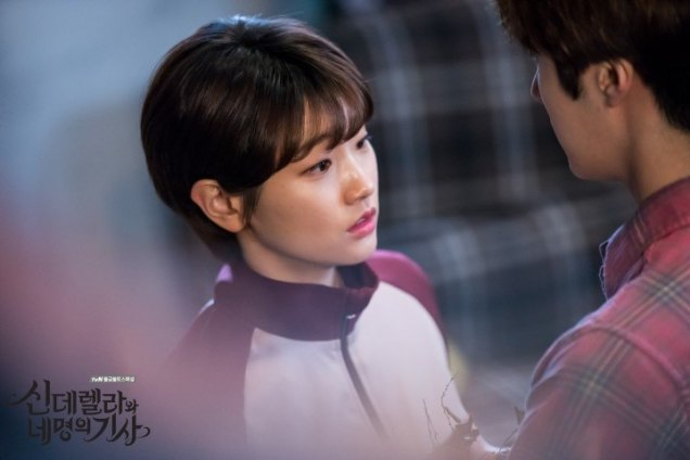 2016 8 19 Jung Il-woo in Cinderella and the Four Knights. Episode 3. Behind the Scenes. Cr. Various. 6