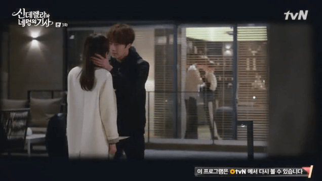 2016 8 19 Jung Il-woo in Cinderella and the Four Knights. Episode 3. Cr. tvN 19