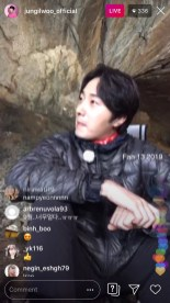 2019-6-25 Jung Il-woo live from Gangwon-do, South Korea for KBS. 30