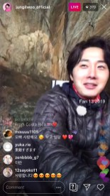 2019-6-25 Jung Il-woo live from Gangwon-do, South Korea for KBS. 47