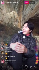 2019-6-25 Jung Il-woo live from Gangwon-do, South Korea for KBS. 60