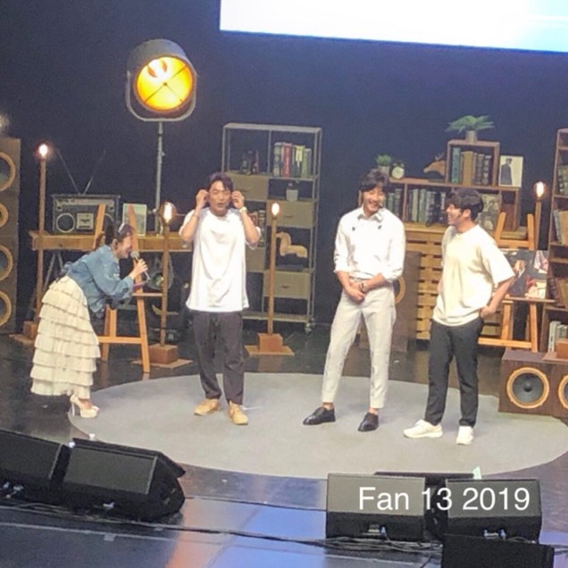 2019 6 8. At Jung Il-woo's Fan Meeting in Seoul. By Fan 13. X.JPG