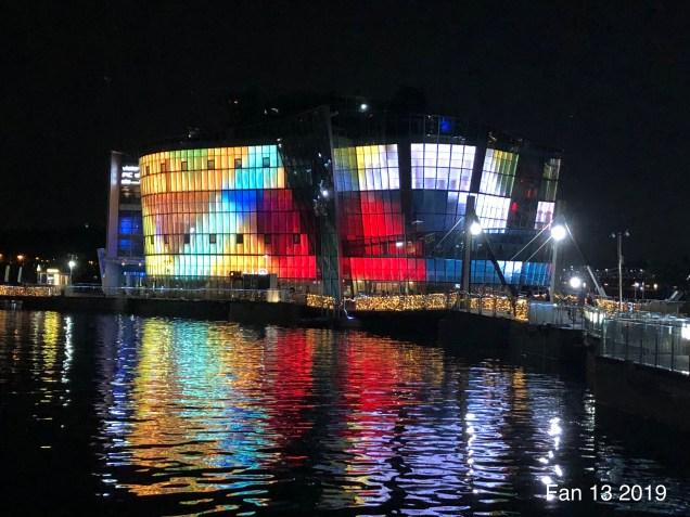 2019 Banpo Rainbow Bridge and Floating Island by Fan 13.8