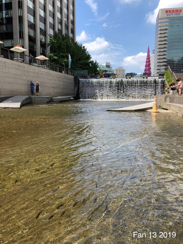 2019 Cheonggyecheon Stream by Fan 13. 5.JPG