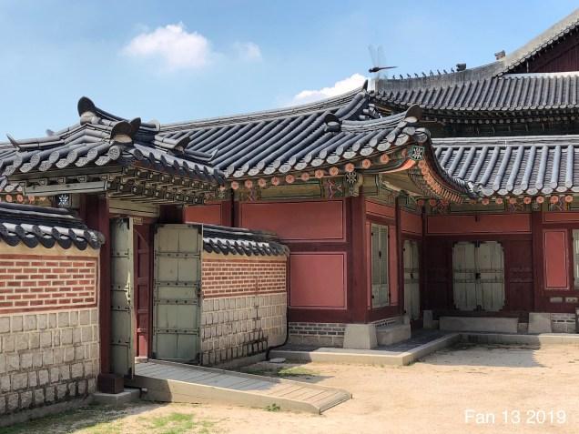Gyeongboksung Palace. www.jungilwoodelights.com Cr. Fan 13. 2019 32