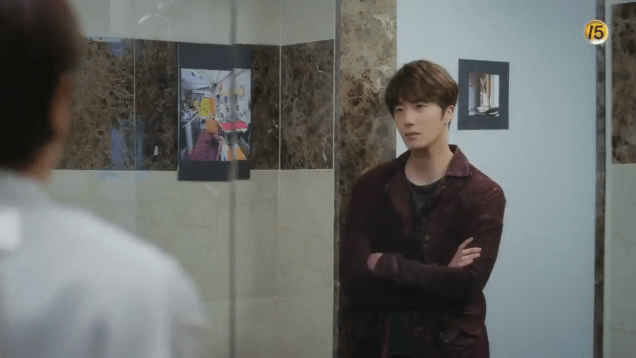 Jung Il-woo in Cinderella and the Four Knights. Episode 4. Cr. tvN Screen Captures by Fan 13. 67