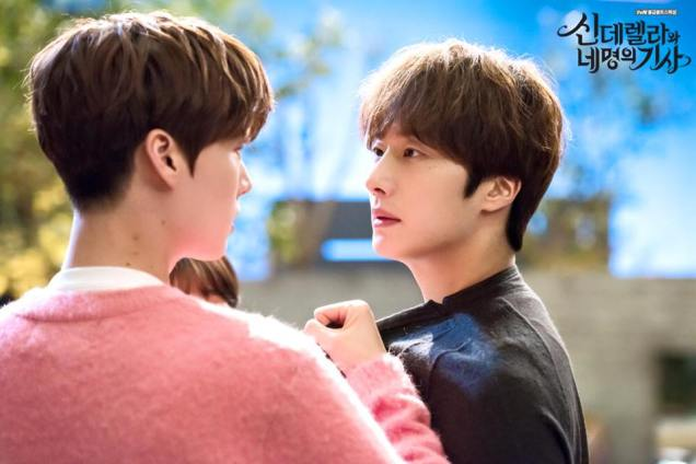 Jung Il-woo in Cinderella and the Four Knights. Episode 4. Cr. tvN Website Photos. 10