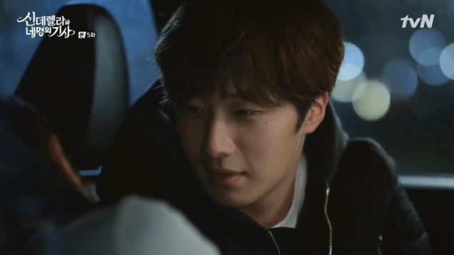 Jung Il-woo in Cinderella and the Four Knights. Episode 5. Cr. tvN Screen Captures by Fan 13. 129