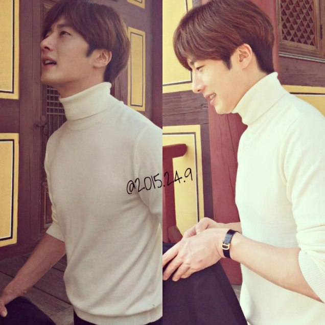 Jung Il-woo in Cinderella and the Four Knights. Episode 6. Cr. tvN Fan Photos. Cr. On them. 11