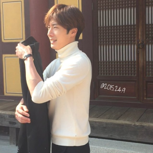 Jung Il-woo in Cinderella and the Four Knights. Episode 6. Cr. tvN Fan Photos. Cr. On them. 12