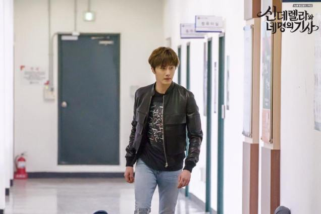 Jung Il-woo in Cinderella and the Four Knights. Episode 6. Cr. tvN Website Photos. 4