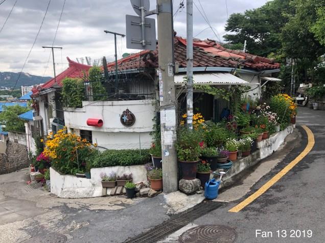 The Ihwa Mural Village in Ihwa-dong, Jongno-gu, Seoul by Fan13. 2019 11.JPG