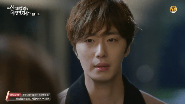 2016 9 16. Jung Il-woo in Cinderella and the Four Knights Episode 11. Cr. KBS. 1