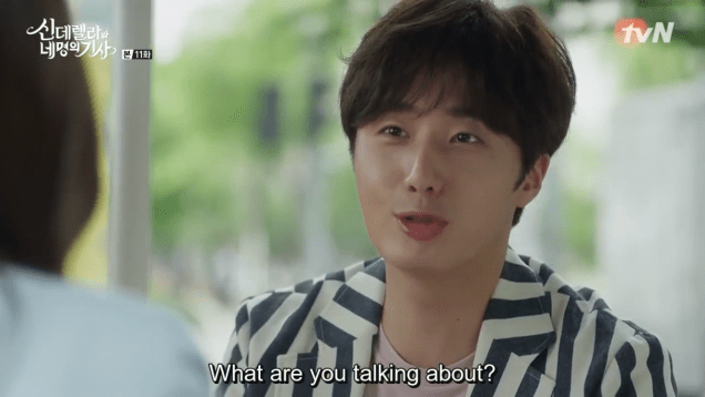 2016 9 16. Jung Il-woo in Cinderella and the Four Knights Episode 11. Cr. KBS. 52