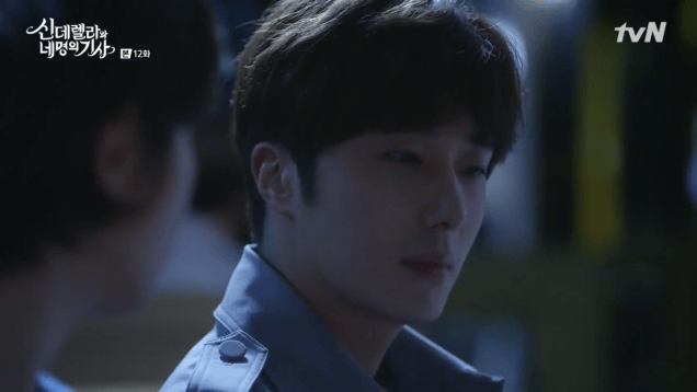 2016 9 17. Jung Il-woo in Cinderella and the Four Knights Episode 12. Cr. KBS. 18