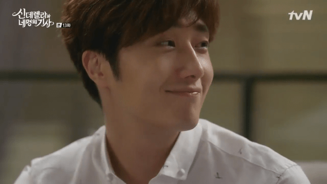 2016 9 23. Jung Il-woo in Cinderella and the Four Knights Episode 13. Cr. tvN. 29