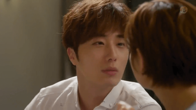 2016 9 23. Jung Il-woo in Cinderella and the Four Knights Episode 13. Cr. tvN. 64