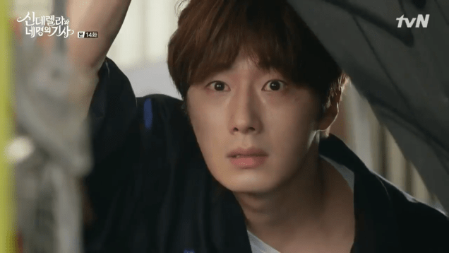 2016 9 24. Jung Il-woo in Cinderella and the Four Knights Episode 14. Cr. tvN.53
