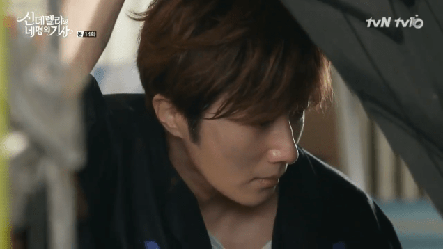 2016 9 24. Jung Il-woo in Cinderella and the Four Knights Episode 14. Cr. tvN.54