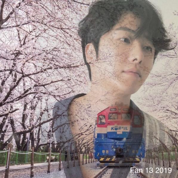 2019 7 1 Jung Il-woo in Cherry Blossom July! By Fan 13 1.JPG