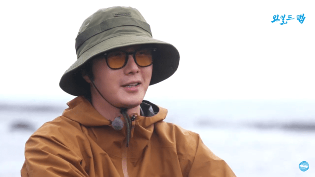 2019 7 22 Jung Il-woo Live fro KBS Wild Map. Elegant Blemmy. Live video No. 3. 1