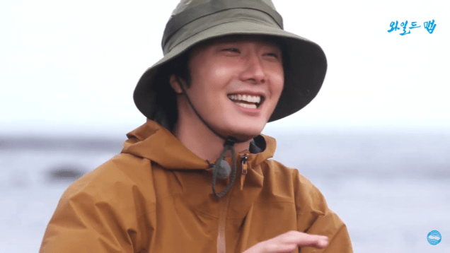2019 7 22 Jung Il-woo Live fro KBS Wild Map. Elegant Blemmy. Live video No. 3. 13