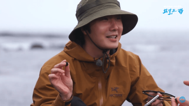 2019 7 22 Jung Il-woo Live fro KBS Wild Map. Elegant Blemmy. Live video No. 3. 9