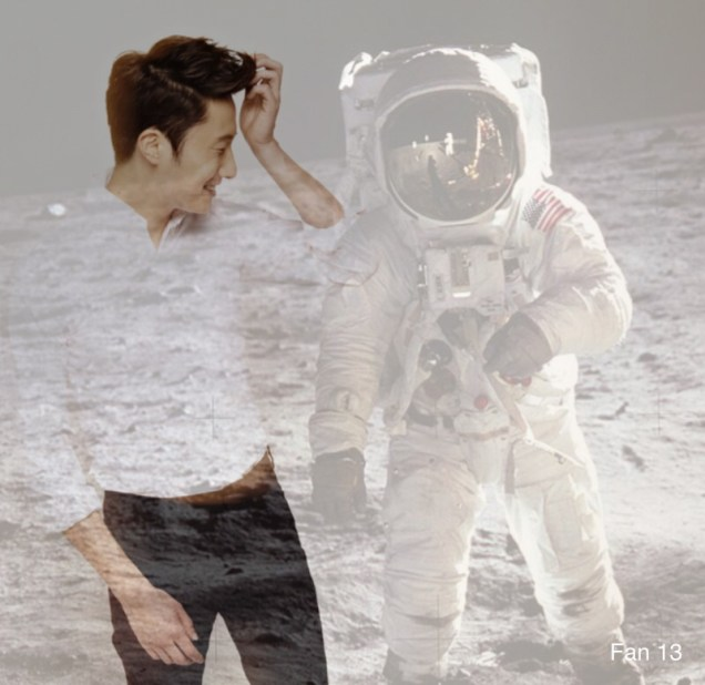Ilwoo on the moon 121