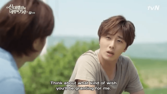 Jung Il-woo in Cinderella and the Four Knights. Episode 8. Cr. tvN Screen Captures by Fan 13. .PNG35
