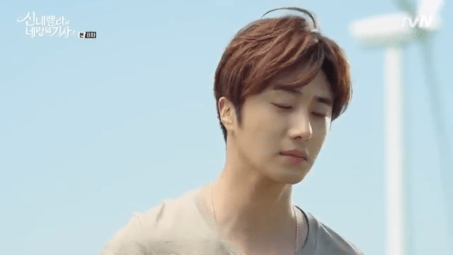 Jung Il-woo in Cinderella and the Four Knights. Episode 8. Cr. tvN Screen Captures by Fan 13. .PNG36